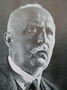 Portrait von Erich Ludendorff