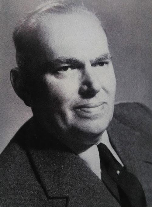 Erich Limpach Portrait