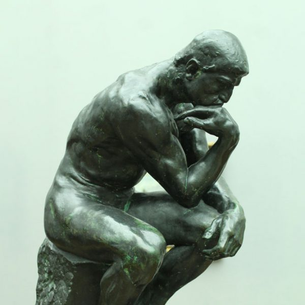 Statue Der Denker