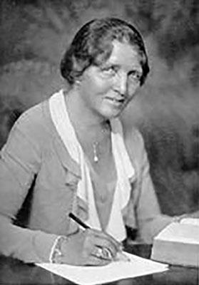Mathilde Ludendorff Portrait