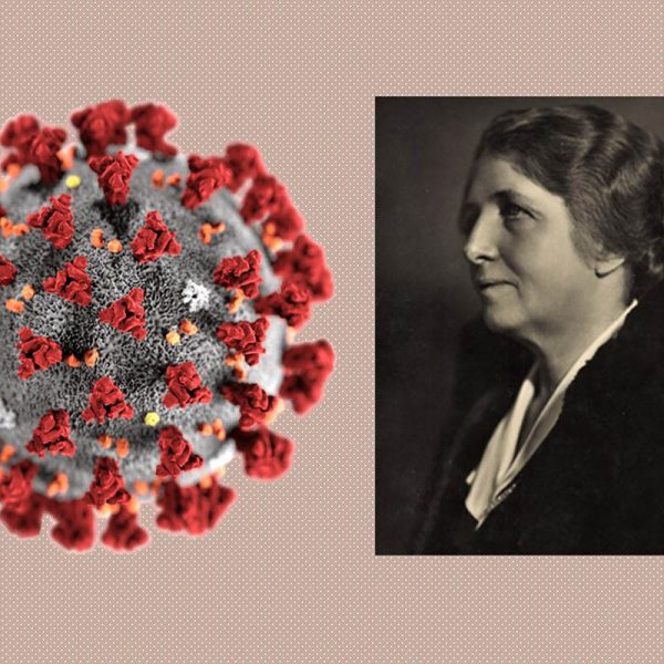 SARS-CoV-2 und Mathilde Ludendorff